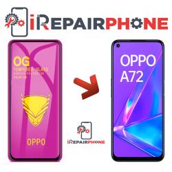 Protector de cristal templado Oppo A72