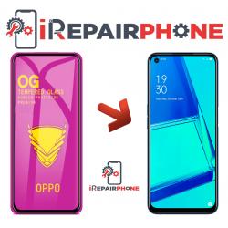 Protector de cristal templado Oppo A52