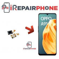 Cambiar Auricular de llamada Oppo A91