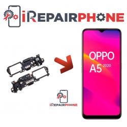 Cambiar Conector de Carga Oppo A5 2020