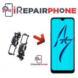 Cambiar Micrófono Oppo AX7