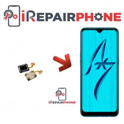 Cambiar Auricular de llamada Oppo AX7