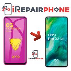 Protector de cristal templado Oppo Find X2 Neo