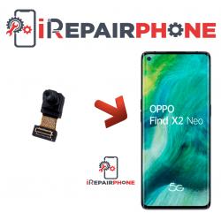 Cambiar Cámara Frontal Oppo Find X2 Neo