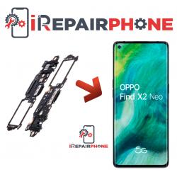 Cambiar Micrófono Oppo Find X2 Neo