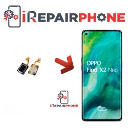 Cambiar Auricular de llamada Oppo Find X2 Neo