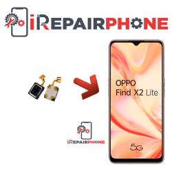 Cambiar Auricular de llamada Oppo Find X2 Lite