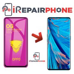 Protector de cristal templado Oppo Find X2