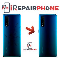 Cambiar Tapa Trasera Oppo Find X2