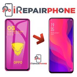 Protector de cristal templado Oppo Find X