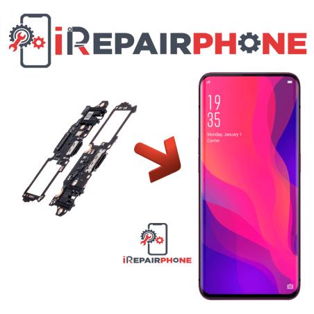 Cambiar Micrófono Oppo Find X