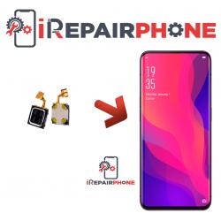 Cambiar Auricular de llamada Oppo Find X
