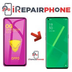 Protector de cristal templado Oppo Reno 4 Pro