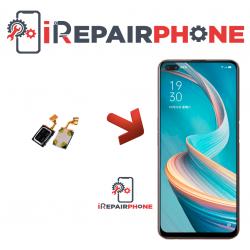 Cambiar Auricular de llamada Oppo Reno 4Z