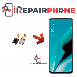 Cambiar Auricular de llamada Oppo Reno 2Z