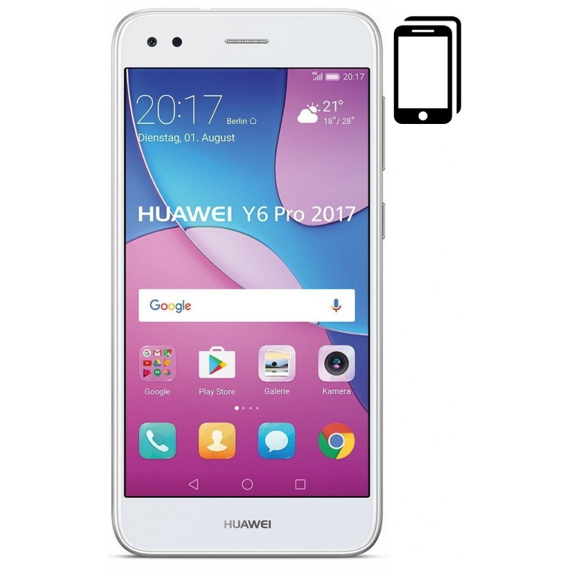 Cambiar Pantalla Huawei Y6 Pro 2017