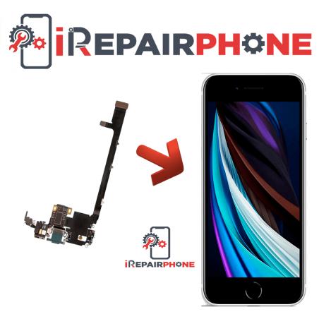 Cambiar Conector de Carga iPhone SE (2020)