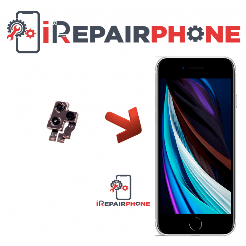 Cambiar Cámara Trasera iPhone XS Max
