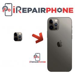 Cambiar Cristal Cámara Trasera iPhone 12 Pro Max