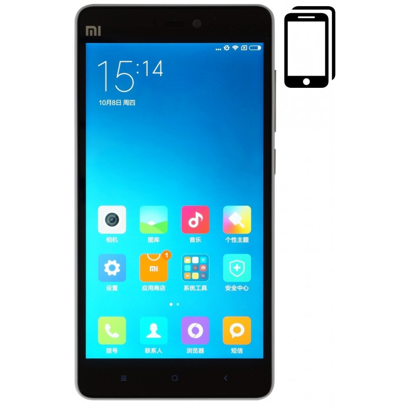Cambiar Pantalla Xiaomi Mi 4C