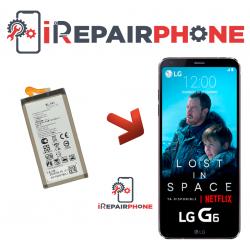 Cambiar Bateria LG G6