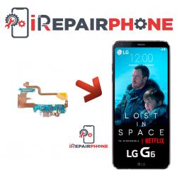 Cambiar Conector de Carga LG G6