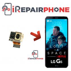 Cambiar Cámara Trasera LG G6