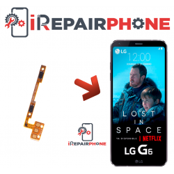 Cambiar Botones de Volumen y Silencio LG G6
