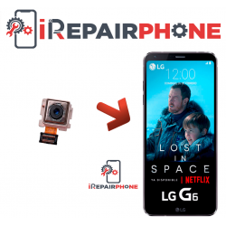 Cambiar Cámara Frontal LG G6