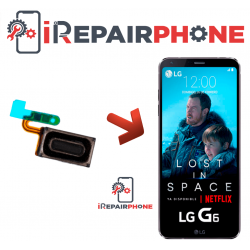 Cambiar Auricular de llamada LG G6