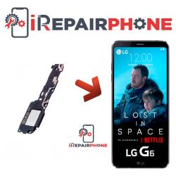 Cambiar Altavoz de música LG G6
