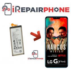 Cambiar Bateria LG G7