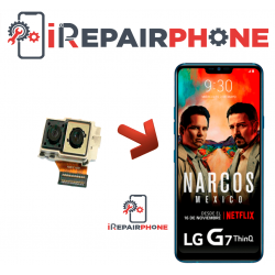 Cambiar Cámara Trasera LG G7