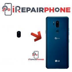 Cambiar Cristal Cámara Trasera LG G7