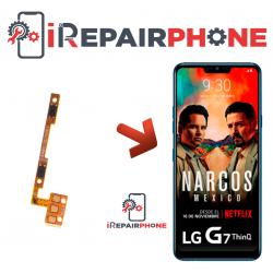 Cambiar Botones de Volumen y Silencio LG G7