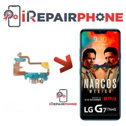 Cambiar Micrófono LG G7