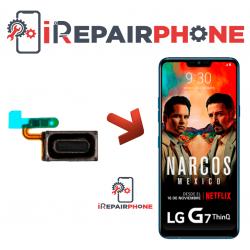 Cambiar Auricular de llamada LG G7