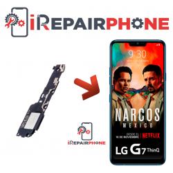 Cambiar Altavoz de música LG G7