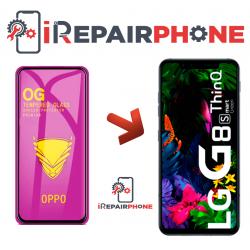 Protector de cristal templado LG G8S