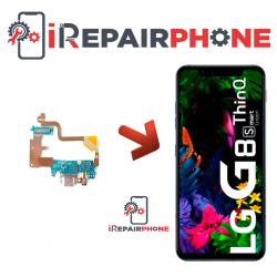 Cambiar Conector de Carga LG G8S