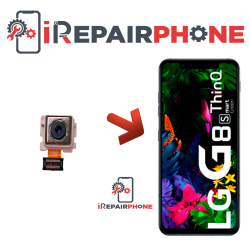 Cambiar Cámara Frontal LG G8S