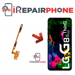 Cambiar Botón Encendido LG G8S