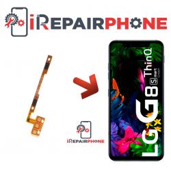 Botones de Volumen y Silencio LG G8S