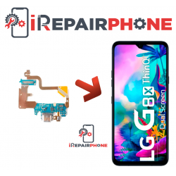 Cambiar Conector de Carga LG G8X