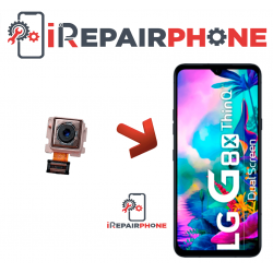 Cambiar Cámara Frontal LG G8X