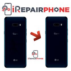Cambiar Tapa Trasera LG G8X