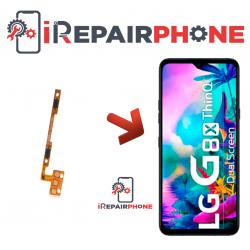 Cambiar Botones de Volumen y Silencio LG G8X