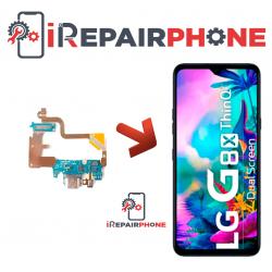 Cambiar Micrófono LG G8X