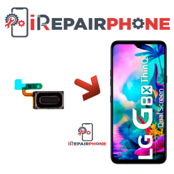 Cambiar Auricular de llamada LG G8X