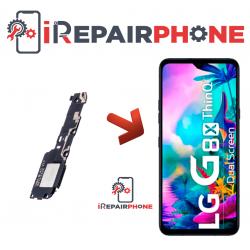 Cambiar Altavoz de música LG G8X